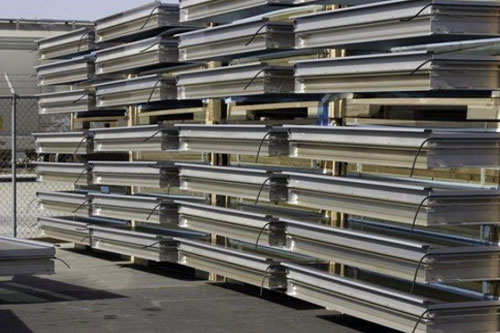 Curtain Wall System Manufacturers : Synergy facades manufacture facade products strictly for