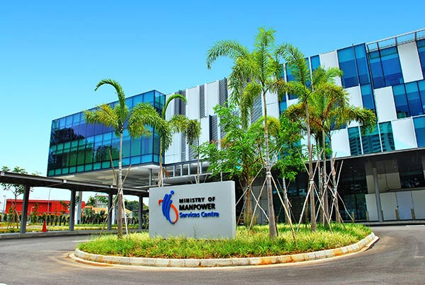 Austech Facades secures the Ministry of Manpower in Singapore ...