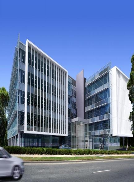 unitised-curtain-wall-facade-alumunium-sunshades-5-talavera-road-north-ryde