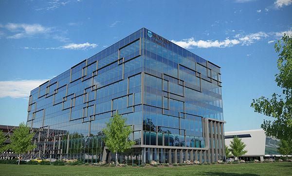 unitised-curtain-wall-facade-monash-university-office
