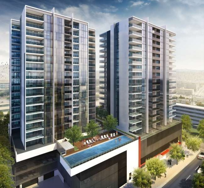 window-wall-facade-performance-glazing-sentinel-apartments-canberra