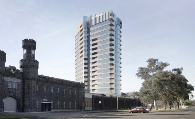 Pentridge Adina Hotel, Coburg, VIC